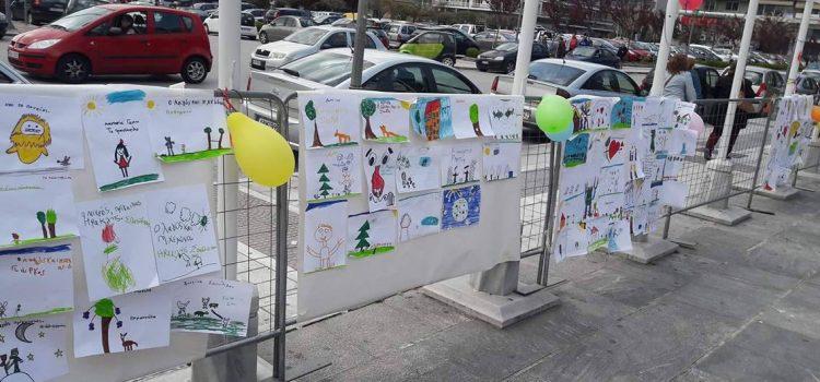 Από το εορταστικό διήμερο με αφορμή την Παγκόσμια Ημέρα Παιδικού Βιβλίου