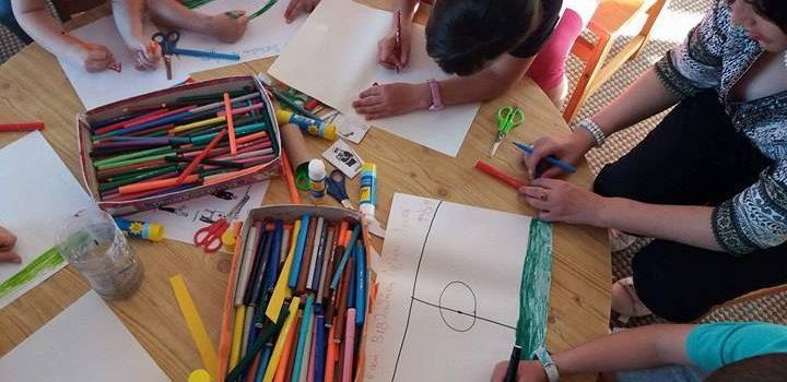 Πρόγραμμα καθημερινής δημιουργικής απασχόλησης για παιδιά