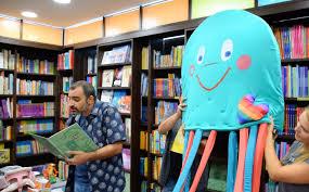 Ο αγαπημένος συγγραφέας των μικρών παιδιών Αντώνης Παπαθεοδούλου στη Δημοτική μας Βιβλιοθήκη