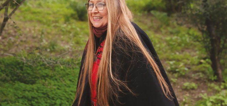 Η Μαρίζα Κωχ στη Δημοτική Βιβλιοθήκη Καβάλας