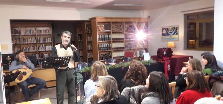 Χριστούγεννα στη Δημοτική Βιβλιοθήκη Καβάλας