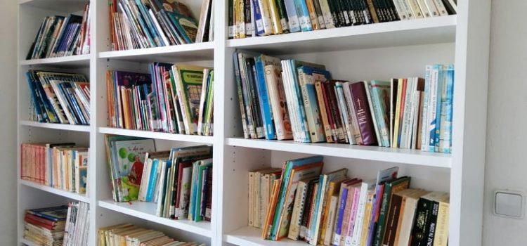 Βιβλιοθήκη στο Ζυγός Καβάλας